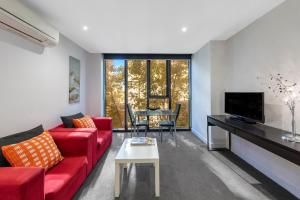 Aura on Flinders Serviced Apartments, Residence  Melbourne - big - 55
