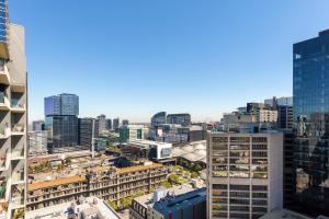 Aura on Flinders Serviced Apartments, Apartmanhotelek  Melbourne - big - 11