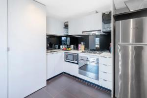 Aura on Flinders Serviced Apartments, Residence  Melbourne - big - 56