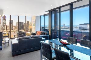 Aura on Flinders Serviced Apartments, Residence  Melbourne - big - 66