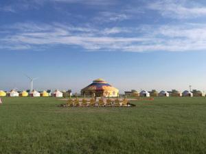 Hostels und Jugendherbergen - Xilinhot Auspicious Horses Yurt