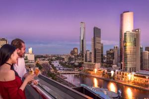 Aura on Flinders Serviced Apartments, Residence  Melbourne - big - 17