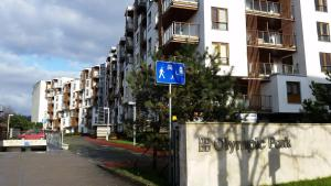 Apartament KołobrzegOlimpic Park 100m od Plaży