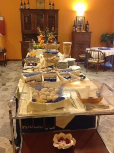 Aer Hotel Malpensa, Hotel  Oleggio - big - 36