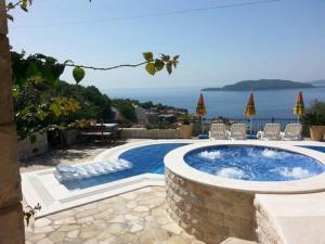 Chata Villa Royal Dream Sveti Stefan Čierna Hora