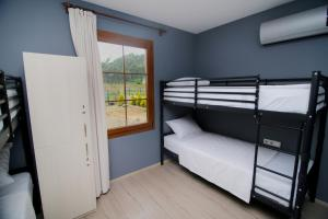 Bed in 4-Bed Mixed Dormitory Room Chillsteps