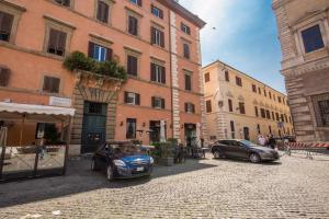 Piazza Farnese exclusive view 2 bedroom en suite, Appartamenti  Roma - big - 6
