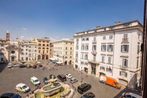 Piazza Farnese exclusive view 2 bedroom en suite, Appartamenti  Roma - big - 7