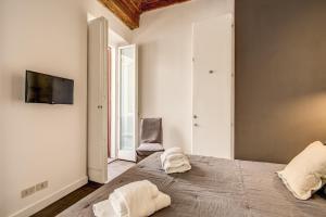 Piazza Farnese exclusive view 2 bedroom en suite, Апартаменты  Рим - big - 13