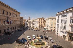 Piazza Farnese exclusive view 2 bedroom en suite, Апартаменты  Рим - big - 14