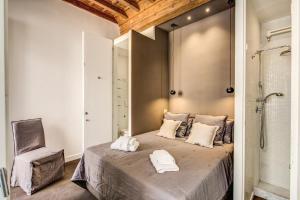 Piazza Farnese exclusive view 2 bedroom en suite, Апартаменты  Рим - big - 15