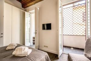 Piazza Farnese exclusive view 2 bedroom en suite, Appartamenti  Roma - big - 28