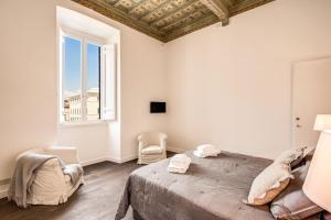 Piazza Farnese exclusive view 2 bedroom en suite, Appartamenti  Roma - big - 31