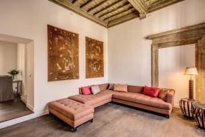 Piazza Farnese exclusive view 2 bedroom en suite, Апартаменты  Рим - big - 37