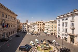 Piazza Farnese exclusive view 2 bedroom en suite, Апартаменты  Рим - big - 46