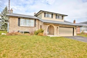 Niagara Lakeview Home, Prázdninové domy  Port Dalhousie - big - 11