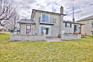 Niagara Lakeview Home, Prázdninové domy  Port Dalhousie - big - 28