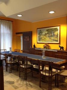 Aer Hotel Malpensa, Hotel  Oleggio - big - 42
