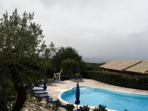 Villa Cattleya, Dovolenkové domy  Campofelice di Roccella - big - 17