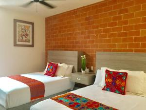 Hotel Boutique La Herencia, Hotely  Tequisquiapan - big - 71