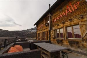 Hotel Capanna Grossalp - Bosco Gurin