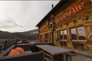 Hotel Capanna Grossalp