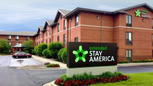 Extended Stay America - Detroi..