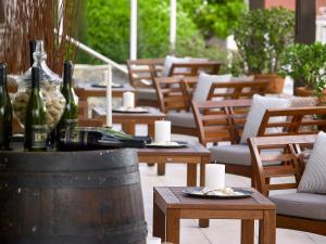 Albatros Spa & Resort Hotel, Rezorty  Hersonissos - big - 104