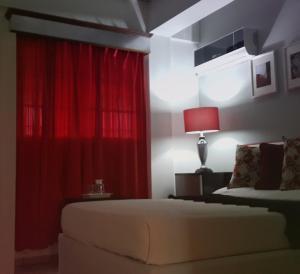 Hotel Rey, Hotels  Concepción de La Vega - big - 11