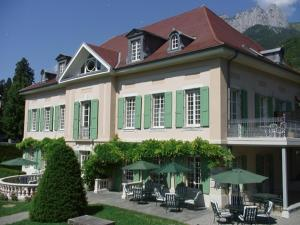 Accommodation in Talloires