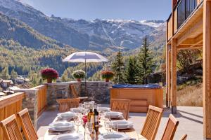 Mountain Exposure Luxury Chalets & Apartments - Zermatt