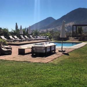 Hotel Casa De Campo, Hotel  Santa Cruz - big - 14