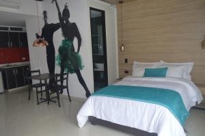Hotel El Alba, Отели  Кали - big - 3
