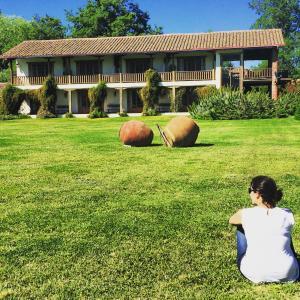 Hotel Casa De Campo, Hotel  Santa Cruz - big - 56