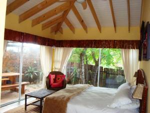 Flintstones Guesthouse Fourways, Penzióny  Johannesburg - big - 26