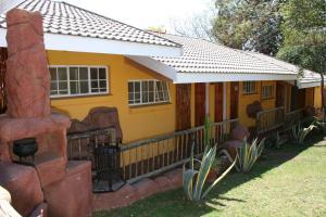 Flintstones Guesthouse Fourways, Penzióny  Johannesburg - big - 27