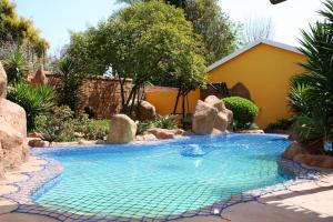 Flintstones Guesthouse Fourways, Penzióny  Johannesburg - big - 29