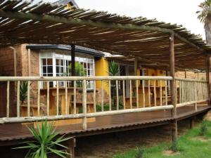 Flintstones Guesthouse Fourways, Penzióny  Johannesburg - big - 5