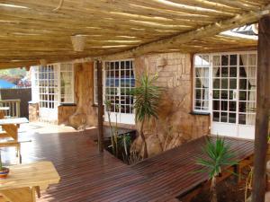Flintstones Guesthouse Fourways, Penzióny  Johannesburg - big - 7