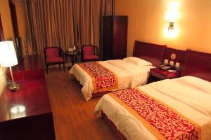 Beidaihe Golden Sea Hotel, Hotely  Čchin-chuang-tao - big - 63