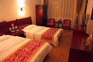 Beidaihe Golden Sea Hotel, Hotely  Čchin-chuang-tao - big - 13