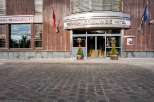 Hotel Kolumbs, Hotel  Liepāja - big - 41