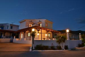 Yiannis Villas, Dovolenkové domy  Kountoura Selino - big - 22