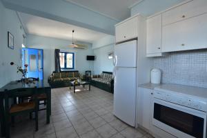 Yiannis Villas, Dovolenkové domy  Kountoura Selino - big - 21