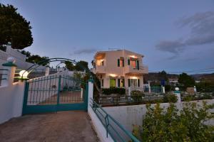 Yiannis Villas, Dovolenkové domy  Kountoura Selino - big - 16