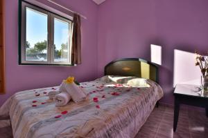 Yiannis Villas, Dovolenkové domy  Kountoura Selino - big - 14