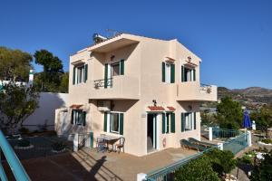 Yiannis Villas, Dovolenkové domy  Kountoura Selino - big - 12