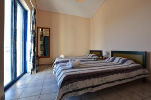Yiannis Villas, Dovolenkové domy  Kountoura Selino - big - 11