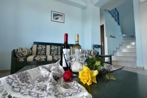 Yiannis Villas, Dovolenkové domy  Kountoura Selino - big - 5