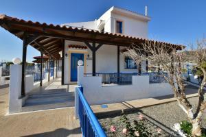 Yiannis Villas, Dovolenkové domy  Kountoura Selino - big - 3
